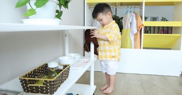 Phương pháp giáo dục sớm Montessori có những nội dung học gì?